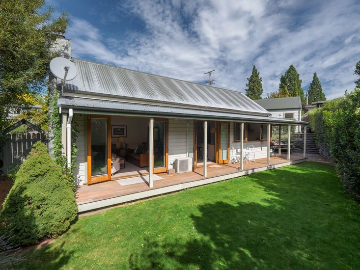 stags head cottage arrowtown