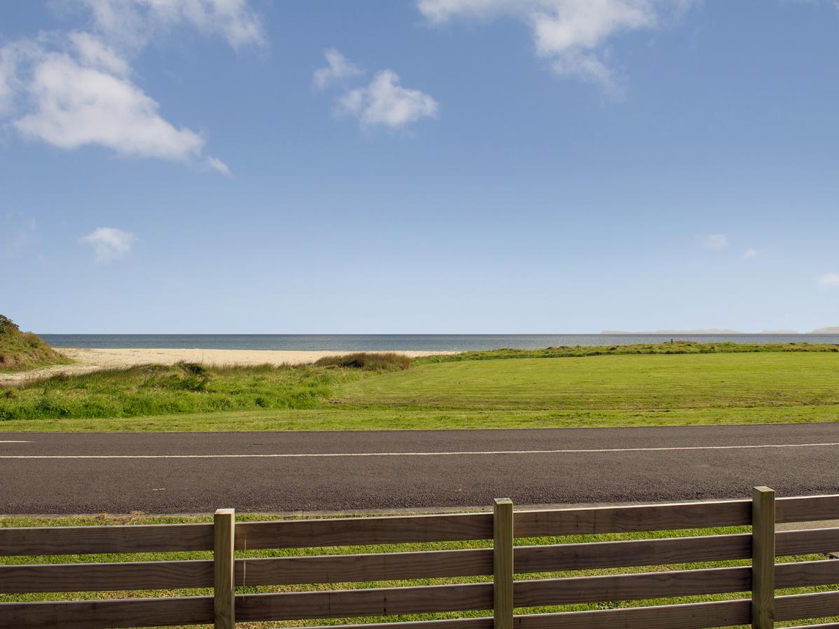 beachside beauty