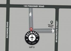 brewport map